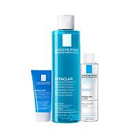 Bộ sản phẩm nước cân bằng giúp se khít lỗ chân lông và làm sạch sâu La Roche-Posay Effaclar Toner