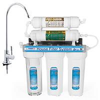 Máy lọc nước uống công nghệ màng siêu lọc UF (1 vòi) 5 giai đoạn – Hàng chính hãng