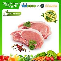 [Chỉ giao HCM] - Cốt lếch Heo cắt Đông lạnh NKP (1kg) - được bán bởi TikiNGON - Giao nhanh 3H