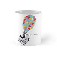 Cốc sứ in hình - Adventure Is Out There. Up The Movie Mug - - Best Gift For Family Friends- MS 1126