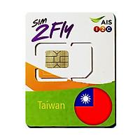 Sim  Taiwan 4G Tốc Độ Cao