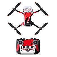 Sunnylife Anti Scratch Stickers for DJI Mini 2 Drone Body Arm Remote Control Protector Accessories