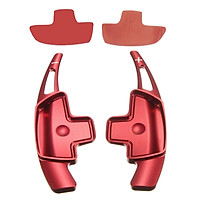 Car Steering Wheel Shift Paddles For Mercedes-Benz A B C E S GLA GLC GLE Level Red