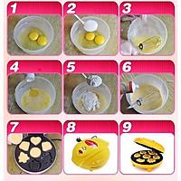 Máy Nướng Bánh Hình Thú Nhật - Hàng Chất Lượng
