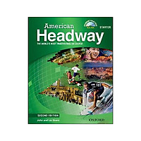 American Headway 1 Student Pack B 2Ed