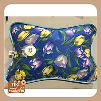 Túi chườm nóng lạnh Thiên Thanh size lớn 28cm x 38cm (Màu sắc ngẫu nhiên)
