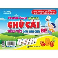Flashcard Bảng Chữ Cái Tiếng Việt Đầu Tiên Cho Bé