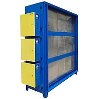 Máy lọc khói bụi tĩnh điện công nghiệp 56000 m3/h Rama R56000 - Hàng Chính Hãng