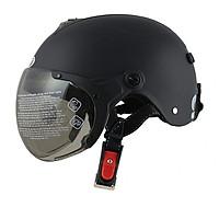 Mũ bảo hiểm nửa đầu có kính SUNDA 137A
