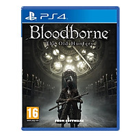 Đĩa games PS4 Bloodborne: The Old Hunters
