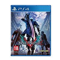 Đĩa Game Ps4: Devil May Cry 5-Hàng nhập khẩu