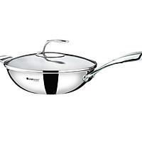 Chảo T Chef Series Wok Pan (nắp kính) - TUPPERWARE CHÍNH HÃNG