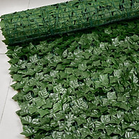 Artificial Hedges Faux Leaves Fence Privacy Screen Cover Panels Decorative Trellis