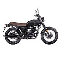 Xe Mô Tô Brixton Classic BX150 - Đen Than