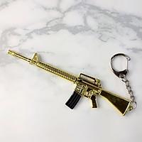 Móc Khoá Game PUBG - Mẫu M41A6 Vàng Kim