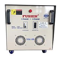 Biến áp 1 Pha 220V ra 3 Pha 380V FUSHIN-15Hp