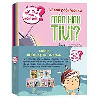 Bộ Sách Nói Sao Cho Con Hiểu - Giúp Bé Khoẻ Mạnh - An Toàn (Bộ 7 Cuốn)