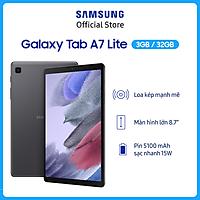Máy tính bảng Samsung Galaxy Tab A7 Lite LTE SM-T225 - Hàng Chính Hãng