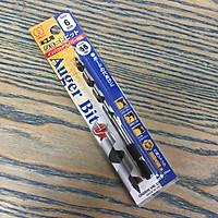 Mũi khoan gỗ xoắn ốc ngắn 6mm đuôi lục giác 6.35mm Onishi