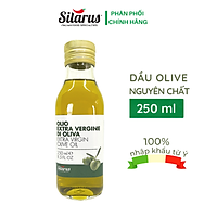 Dầu Olive Nguyên chất thương hiệu Silarus nhập khẩu từ Ý 250ml