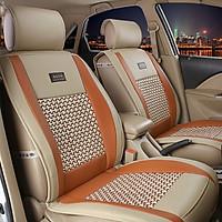 Áo ghế ô tô, Áo ghế xe hơi, bọc da ghế xe 3D A25 (5 Ghế)