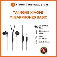 Tai Nghe Nhét Tai Mi Basic Xiaomi HSEJ03JY - Hàng Chính Hãng
