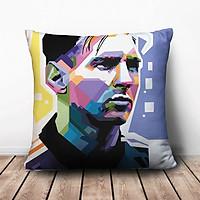 Gối Ôm Vuông Messi GVST148 (36 x 36 cm)