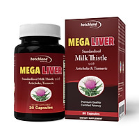 Thực phẩm chức năng giúp mát gan, giải độc và tăng cường chức năng gan MegaLiver