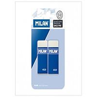 Milan Vỉ 2 Gôm Nhựa Tổng Hợp 4020 Bmm9232