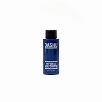 Dầu gội ngăn rụng tóc và chăm sóc da đầu Dashu Daily Aanti-Hair Loss Scalp Shampoo 500ml, dau goi dau Hàn Quốc cho tóc dầu nhờn, hư tổn, chiết xuất từ thảo mộc và tinh dầu thiên nhiên, mùi cam chanh dịu mát, tốt cho phụ nữ sau sinh.