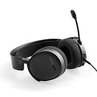 Tai nghe SteelSeries Arctis 3 Edition Black 61503