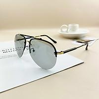 Mắt kính mát nam đổi màu dùng cả ngày và đêm tròng Polaroid chống tia UV Jun Secrect BDAUD456