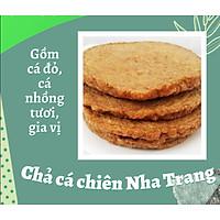 Chả Cá Chiên Nha Trang (1kg)