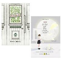 Combo Sách Kỹ Năng Sống Đặc Sắc: Tôi Đi Tìm Tôi + 999 Lá Thư Gửi Cho Chính Mình – Mong Bạn Trở Thành Phiên Bản Hoàn Hảo Nhất (Bộ 2 Cuốn - Tặng Kèm Bookmark Green Life)
