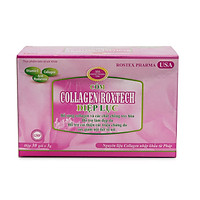 Collagen Diệp Lục Roxtech giúp sáng da, chống lão hóa, tăng nội tiết tố nữ - Hộp 30 gói