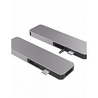 HYPERDRIVE SOLO 7-IN-1 USB-C HUB FOR MACBOOK, PC & DEVICES - Hàng Nhập Khẩu