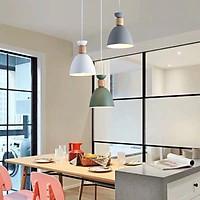Bộ 3 đèn thả Decor trang trí bàn ăn phòng khách hiện đại HY006 (chưa gồm bóng)