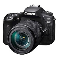 Máy Ảnh Canon EOS 90D Kit 18-135mm - Hàng Nhập Khẩu