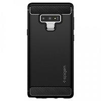 Ốp Lưng Samsung Galaxy Note 9 Spigen Rugged Armor - Hàng Chính Hãng