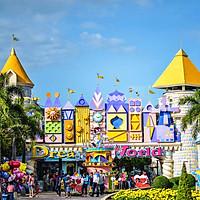 Vé Vào Cổng Dream World Bangkok - Chơi Tất Cả Các Trò Chơi + Xem Phim 4D + Buffet Trưa