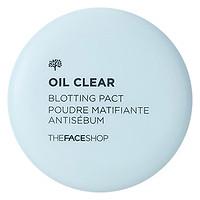 Phấn Nền Trang Điểm The Face Shop Oil Clear Smooth & Bright Pact SPF30 PA++ (9g)