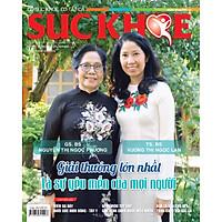 Tạp Chí Sức Khỏe Số 190 - Thông tin Sức khỏe dành cho mọi nhà