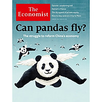 The Economist: Can Pandas Fly - 08.19