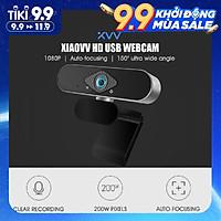 Xiaomi Youpin Xiaovv HD USB Webcam tích hợp micrô Máy ảnh tự động lấy nét không cần ổ đĩa Quà tặng cho ghi âm cuộc gọi video