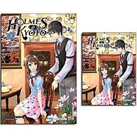 Holmes Ở Kyoto – Tập 2 (Tặng Kèm Postcard)
