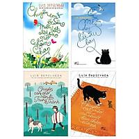 Combo Chuyện Con Chó Tên Là Trung Thành + Chuyện Con Mèo Dạy Hải Âu Bay + Chuyện Con Ốc Sên Muốn Biết Tại Sao Nó Chậm Chạp + Chuyện Con Mèo Và Con Chuột Bạn Thân Của Nó (Bộ 4 Cuốn)