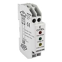 Rờ-le bảo vệ Quá áp và Sụt áp tự động 1 pha Citel - Hàng chính hãng