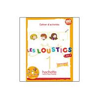 Les Loustics: Cahier D'Activites 1 + CD-Audio