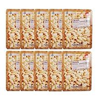 Bộ 10 Gói Mặt Nạ Giúp Da Nhờn Sạch Dầu 3D Foodaholic Grain Natural Essence Mask 23ml x10