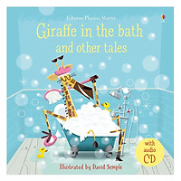 Usborne Phonics Stories: Giraffe In The Bath And Other Tales With An Audio Cd